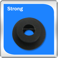 Custom small rubber molding seal parts silicone food grade grommet