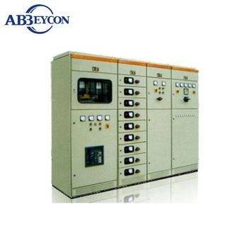 SW06 GCK Low voltage drawout switchgear/switchgear cubicle China TOP 500 Company electric switchgear