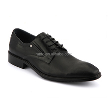 China wholesale classic leather fashionable men dress shoes, manufacturer of male comfort italian genuine leather men shoes