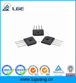 10A 100V GBU Series single phase bridge rectifier GBU10B