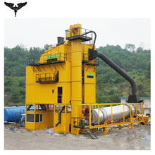 Full Container Type Asphalt Mixing Plant Container Bitumen Machinery