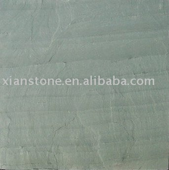 Green Slate floor tile