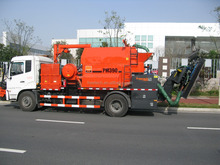 Freetech PM390 Hot-in-Place Reclaimer Asphalt Road Repair Truck