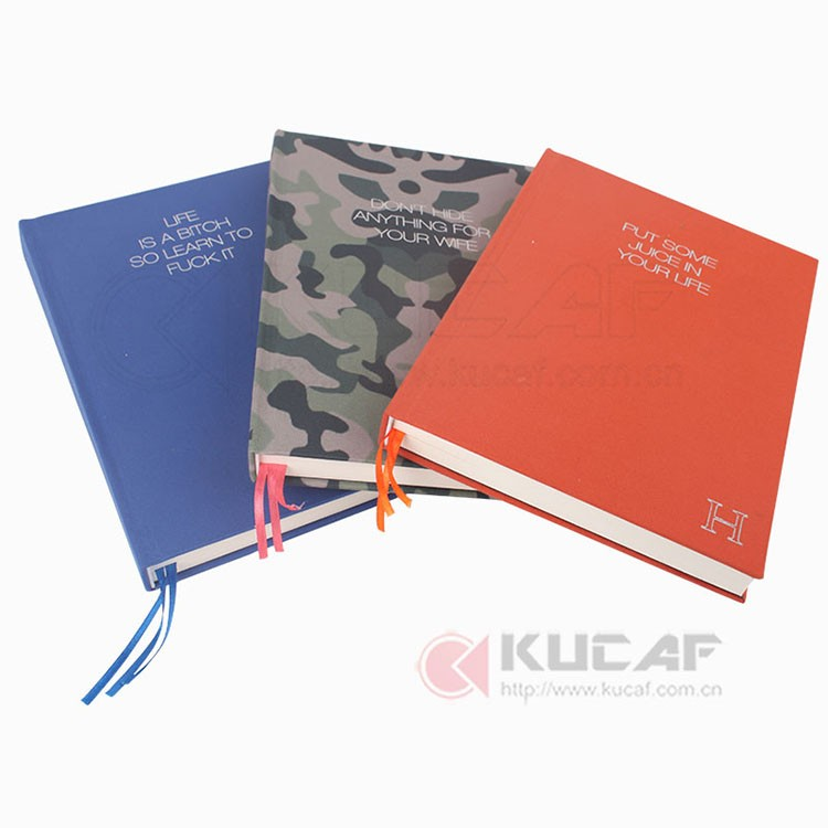 Manufacturer Supreme Quality Different Designs Paper Notebook