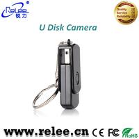 New arrival cheap 1280x960 Web Cam Mini pinhole USB stick hidden CCTV camera