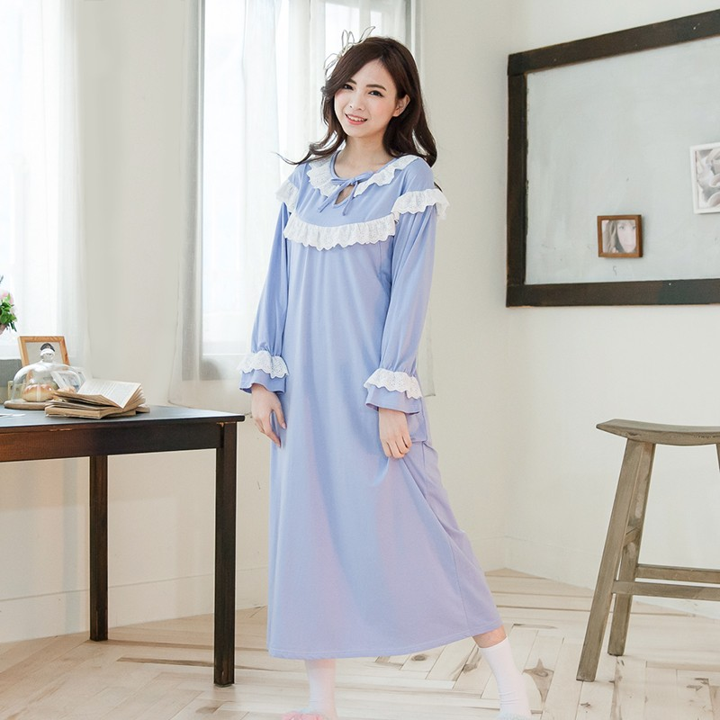 breathable cotton material smooth first night dress for women