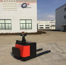 China factory sale material handling equipment high quality electric pallet truck