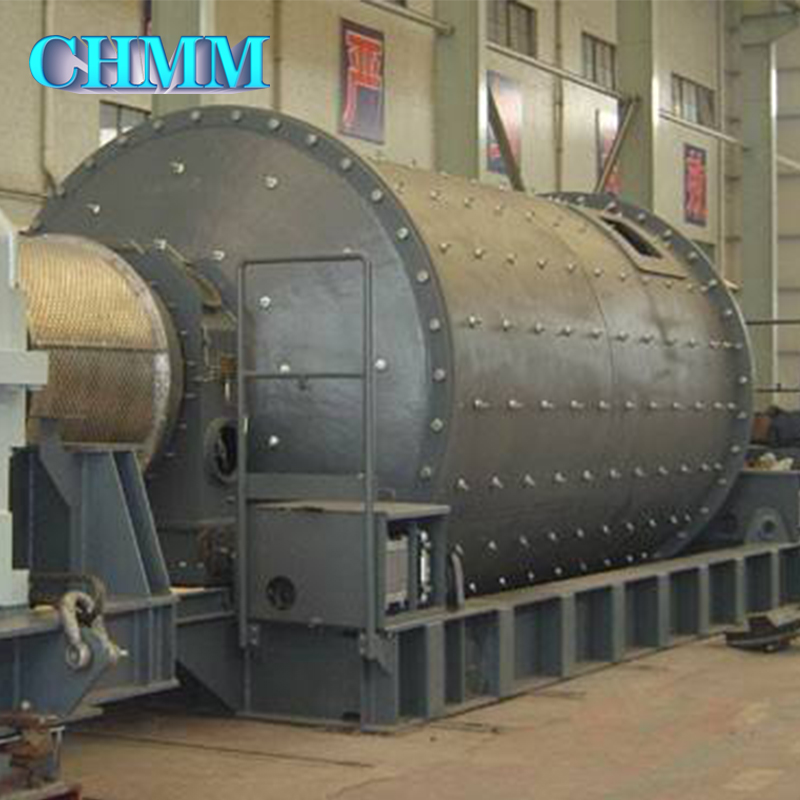 Long Working Life Ore Dressing Wet Grinding Mill Powder Wet Ball Mill Damp Mill For Mining Industrial
