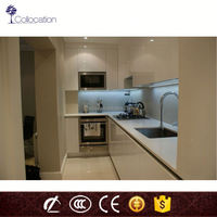 China modern kitchen design cheap price kitchen cabinet(removable) small kitchen cabinet