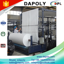 high quality plastic woven fabric packaging super poly fabric