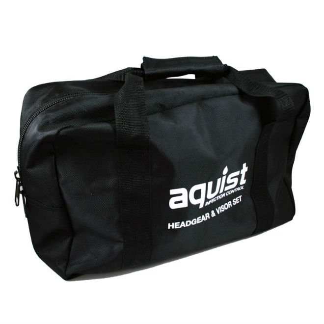 aquist Headgear & Visor Bag