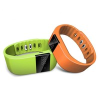 Best wristband bracelet digital fashion silicon multifunction wrist bluetooth cute silicone kids usb pedometer watch