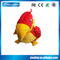 2015 hot sale cute voice recordable parrot toy