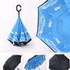 Excellent Windrproof Double Layer Reverse Umbrella