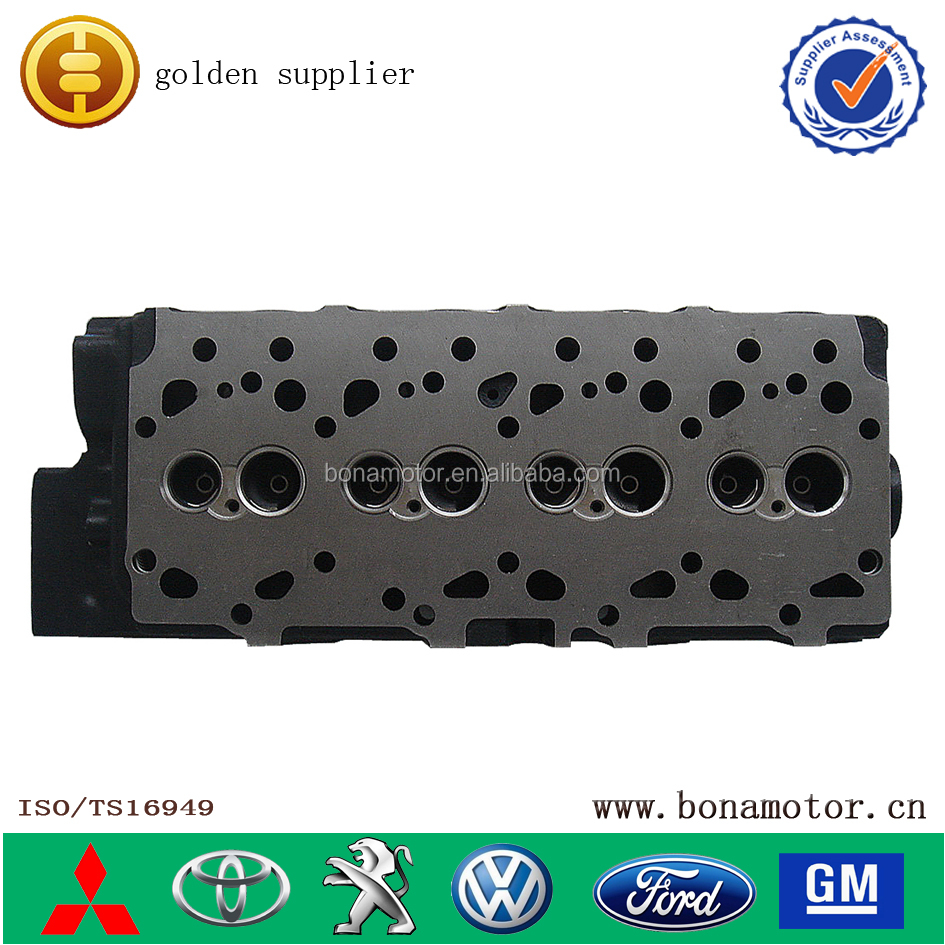 auto engine parts for KUBOTA V1902 cylinder head