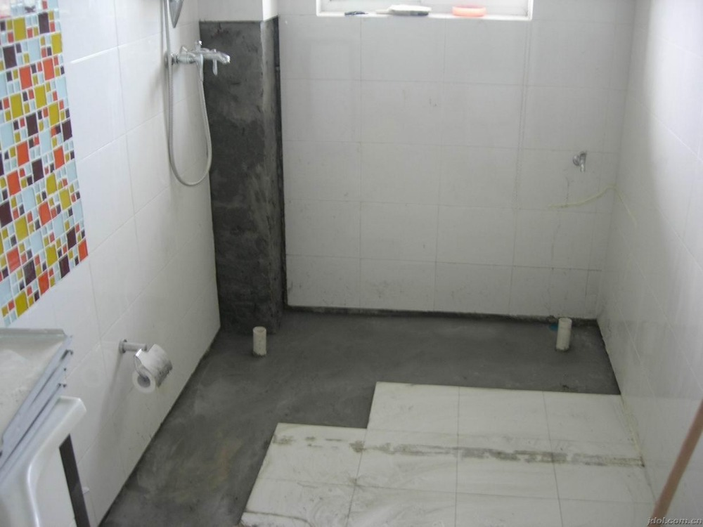 Double Component Of Cement Waterproofer / Acrylic based / Shower room , Swimming pool