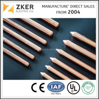 Good Quality CCS Grounding Rod for Electrical Earthing System