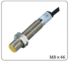 CALT Metal Cylinderical Capacitive 12v dc proximity sensor M8