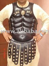 Muscle Armor Larp SCA Medieval Leather Armour Body Armour Breastplate Chestplate Sca Body Armour