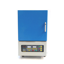 lab electric Muffle Furnace With 30 Segments Programmable And PID Auto Controller