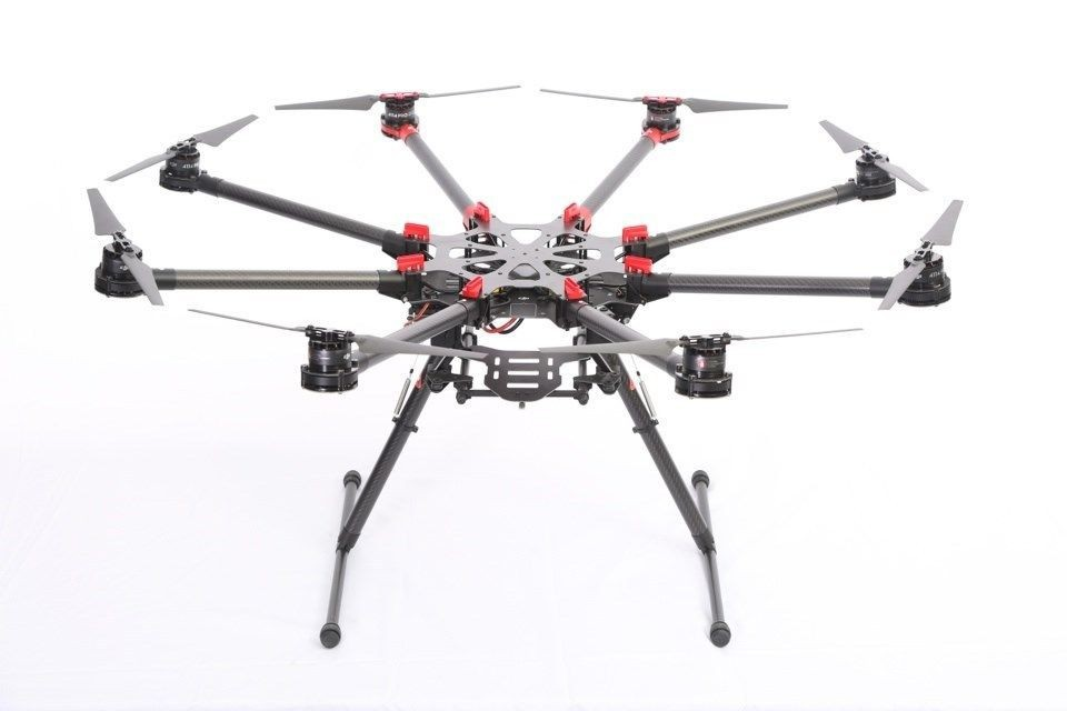 DJI Spreading Wings S1000 Octocopter Premium Edition