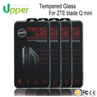 2016 new products uniquel mopal anti radiation laptop tempered glass screen protector for zte blade q mini
