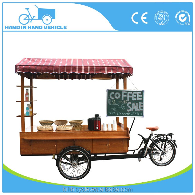 high quality cheap tricycle used food truck producer factory