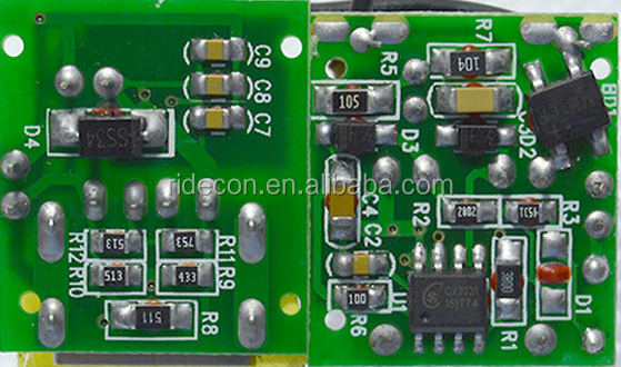Shenzhen electronic PCBA supplier hot one-stop amplifier pcb assembly