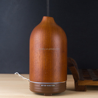 Wood housing aroma diffuser /Wooden air humidifier/aromatherapy product GH2113