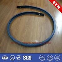 Customized rubber heat resistant silicone window seal strip