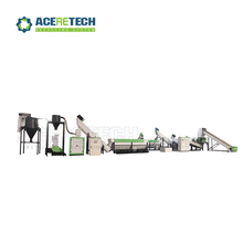 PP / PE film / flakes recycling line