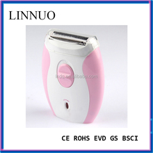 best price rechargeable lady shaver with charging line