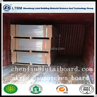 Lightweight thermal insulation composite fiber cement panel