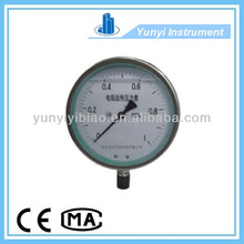YTNZ-150 resistance shock proof Remote differential pressure gauge