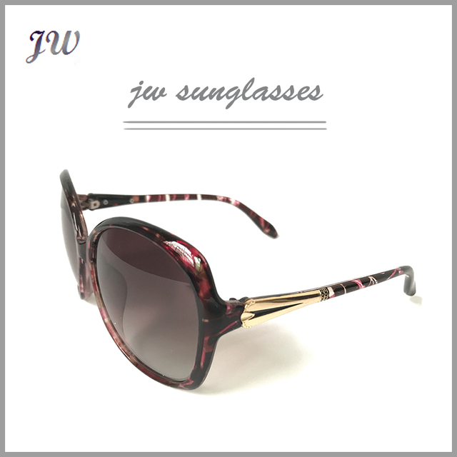 Wholesale China factory Price sunglasses high quality fashionable acetate sunglasses for women