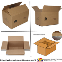 Best load-bearing Corrugated board carton for transport & shipping