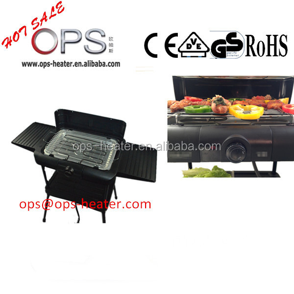 Restaurant equipment grills Japanese electric bbq grill for sale