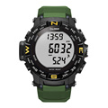 Multifunctional sports pedometer watch with step counter watch