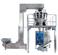 Full Automatic Weighing 1kg 2kg 5kg rice/puffed food/granular/sugar packing machine