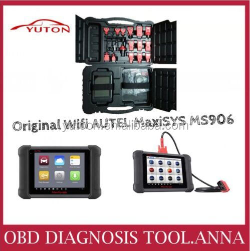 2016 new Original WiFi AUTEL MaxiSYS MS906 Diagnostic Scanner Better Than the Autel DS708 Universal Diagnostic Scanner