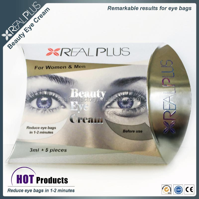 More than 10 years younger looking 2 minutes result eye bag remover brand new real plus under eye dark circle cream