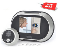 3.5 inch digital peehole viewer electronic visual door viewer the doorbell photo wireless door mirror