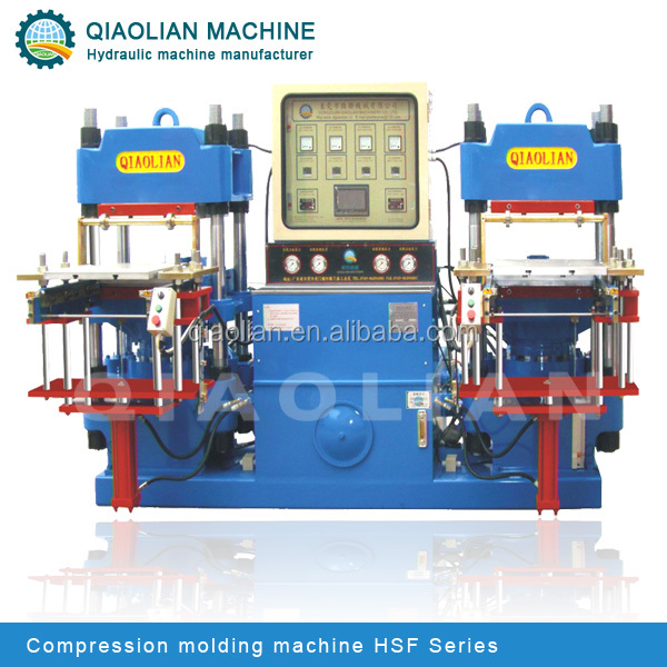 vulcanzing press molding machine for pressure cooker silicone rubber seal ring