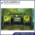 Hot sale array line speaker truss tower