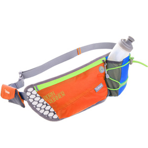 OEM light weight adjustable breathable customized outdoor sports running belt