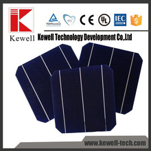 Hot-selling 6inch 156x156mm good quality high efficency mono monocrystalline solar cell factory price