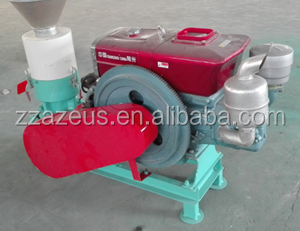 AUS - 120D high efficiency animal feed pellet machine