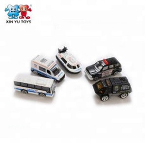 child play sliding small diecast mini metal bus toy for sale