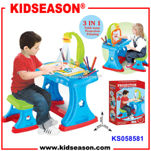 KIDSEASON Artist Children Toys /3-in-1 Educational Toys