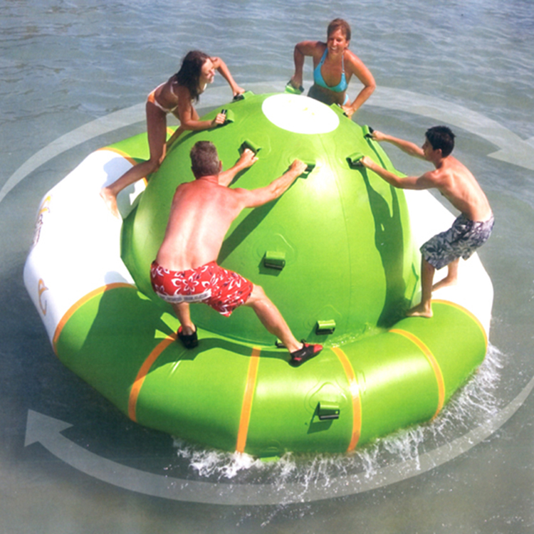 Large shaped floater game toy custom color Inflatable <strong>Water</strong> Saturn